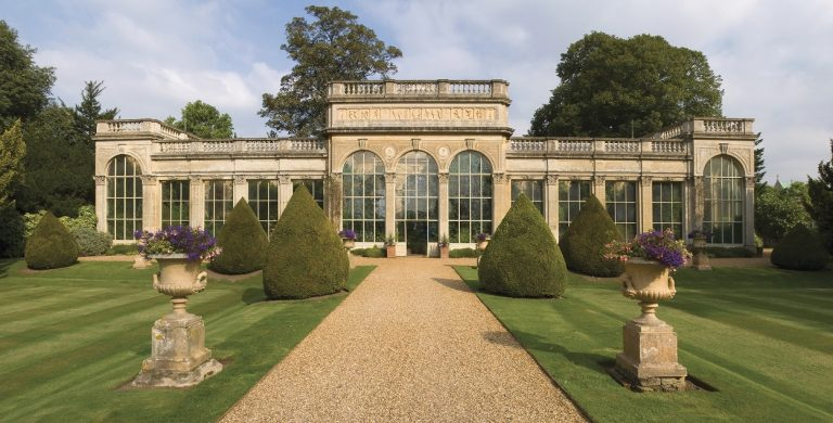The stately homes of Northamptonshire