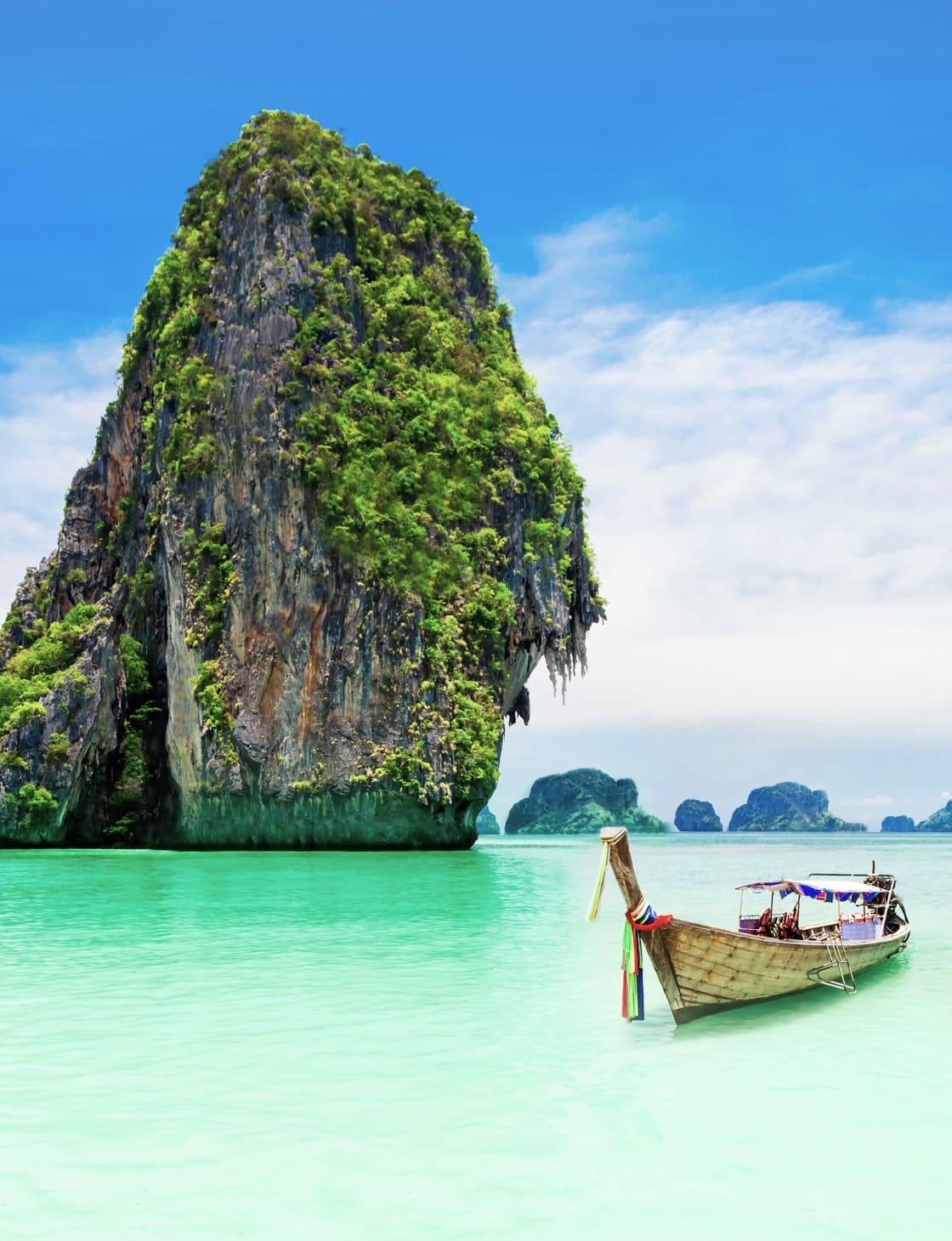 Travel Blog - Thailand